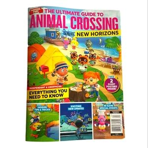 Animal Crossing New Horizons Photo Guide Book